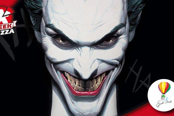 Joker, il sorriso del crimine!