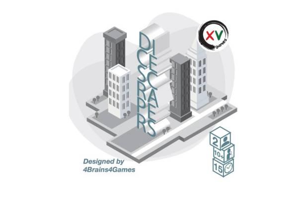 Dicescrapers – 4 grattacieli in un sacchetto