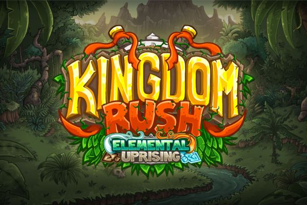 Kingdom Rush Elemental Uprising arriva su Gamefound