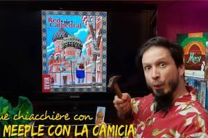 The Red Cathedral – Qui ti girano i dadi!