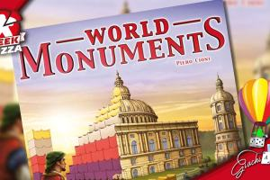 World Monuments – Monumenti in scatola