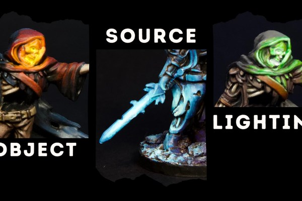 Kiki's Miniatures Mania – Guida all'Object Source Lighting