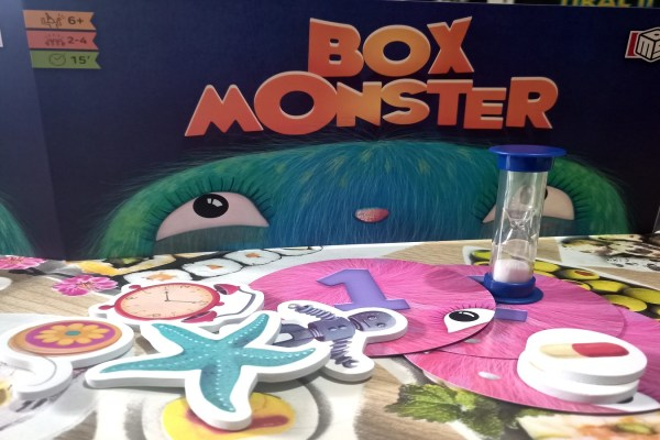 Box Monster – Il mostro inghiottone
