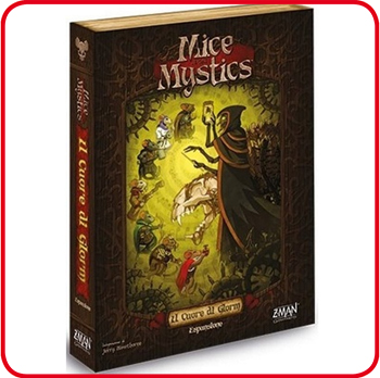 I più venduti - Mice and Mystics Cuore di Glorm