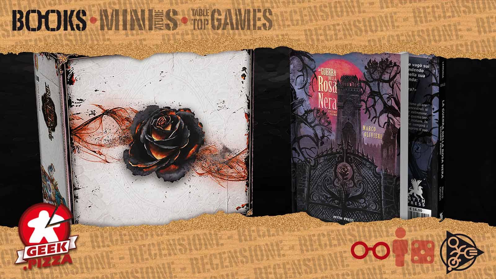 Giochi da biblioteca: La guerra della Rosa Nera