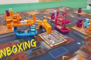 Venice – Unboxing
