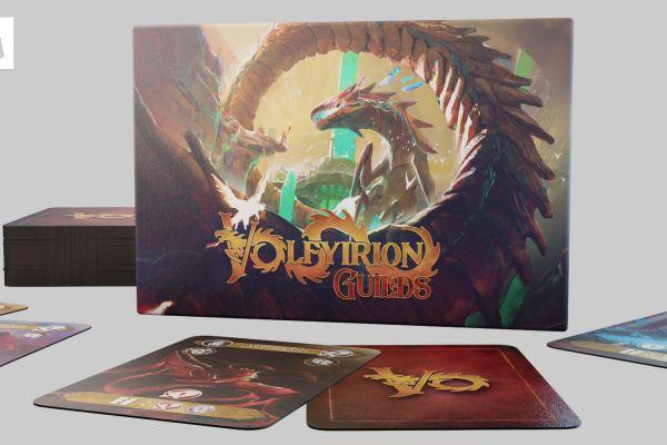 Tabula Games presenta Volfyirion Guilds