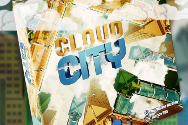 Cloud City – Unboxing
