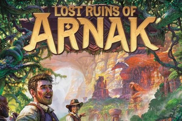 Le rovine perdute di Arnak – Recensione