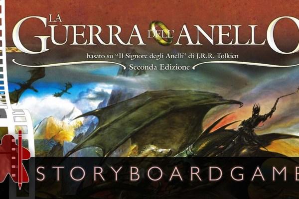 Storyboardgame – La guerra dell'Anello