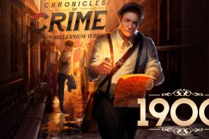 Lo spacciagiochi – Chronicles of Crime: 1900