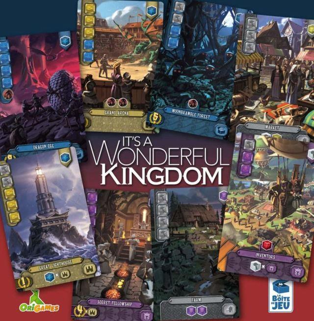 It's A wonderful Kingdom - Carte