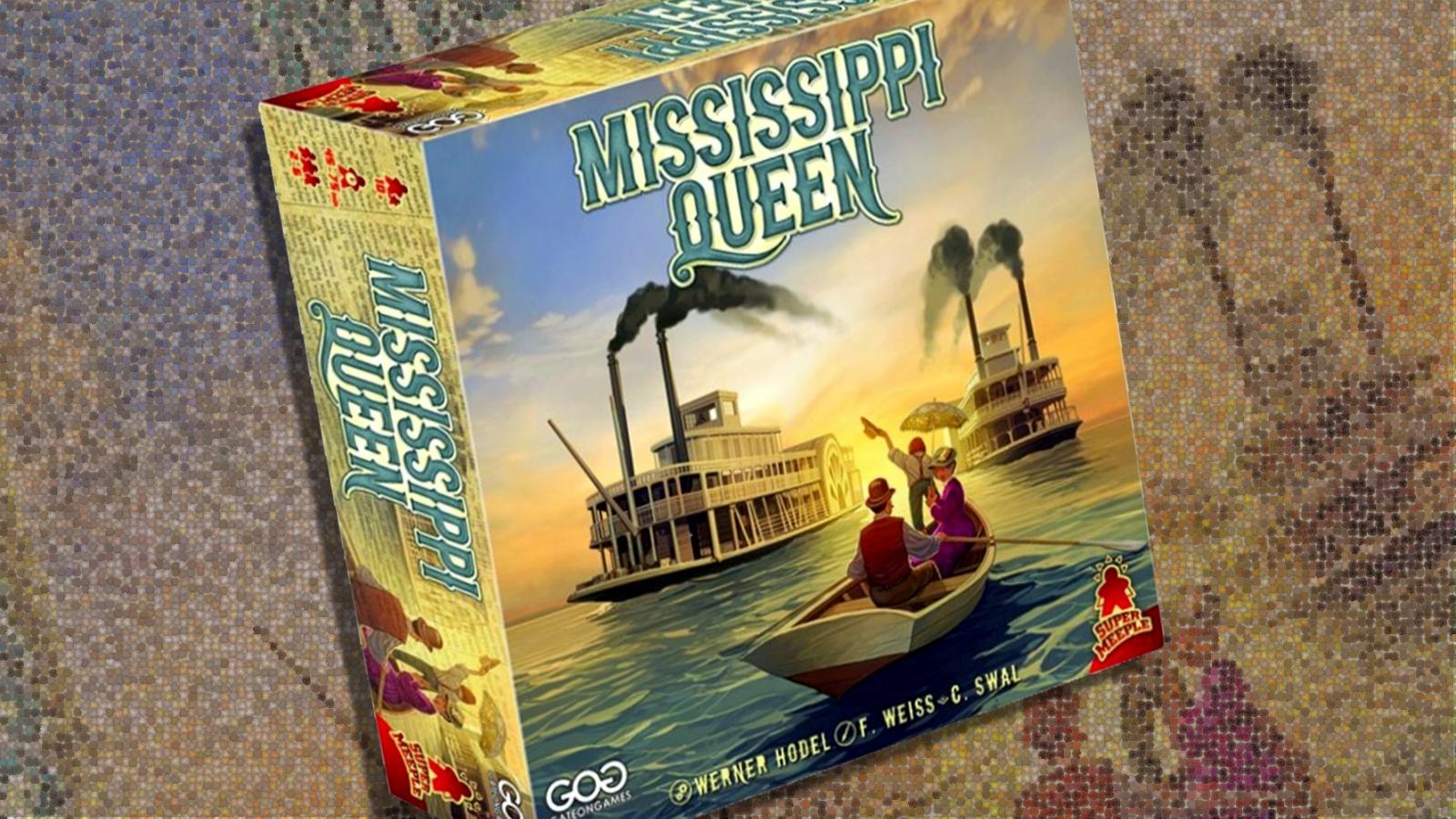 Mississippi Queen: una gara tra battelli