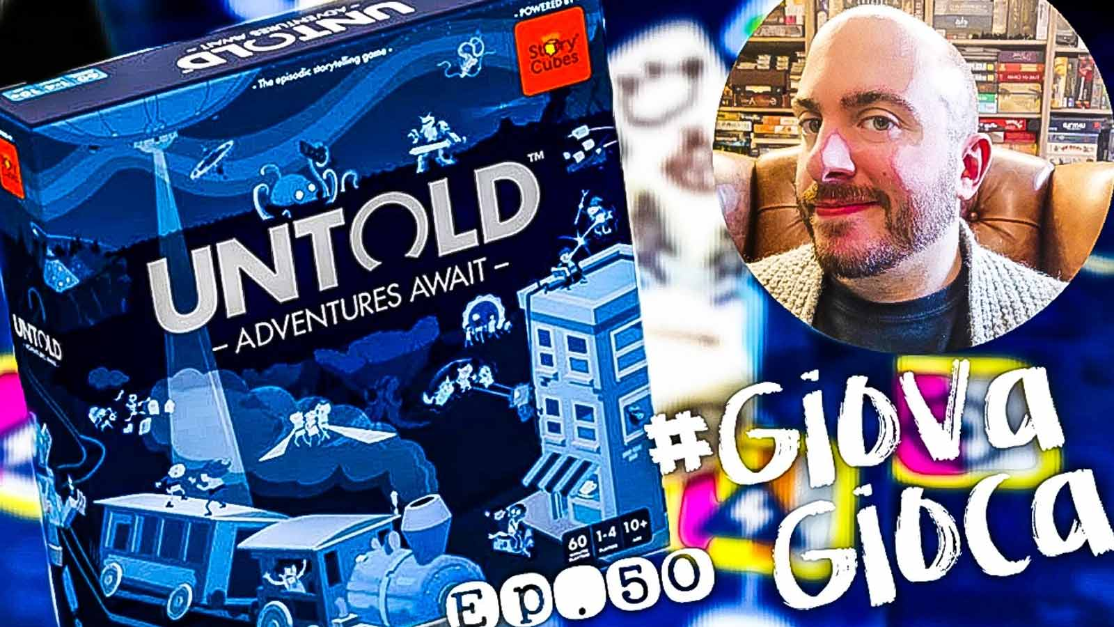 UNTOLD: Boardgame Review