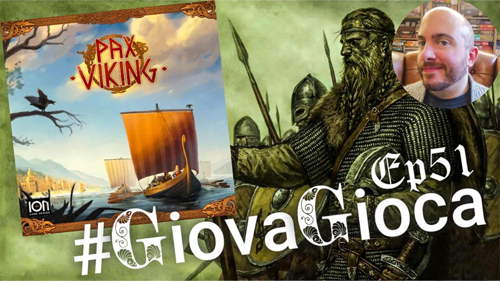 PAX VIKING – Boardgame Review