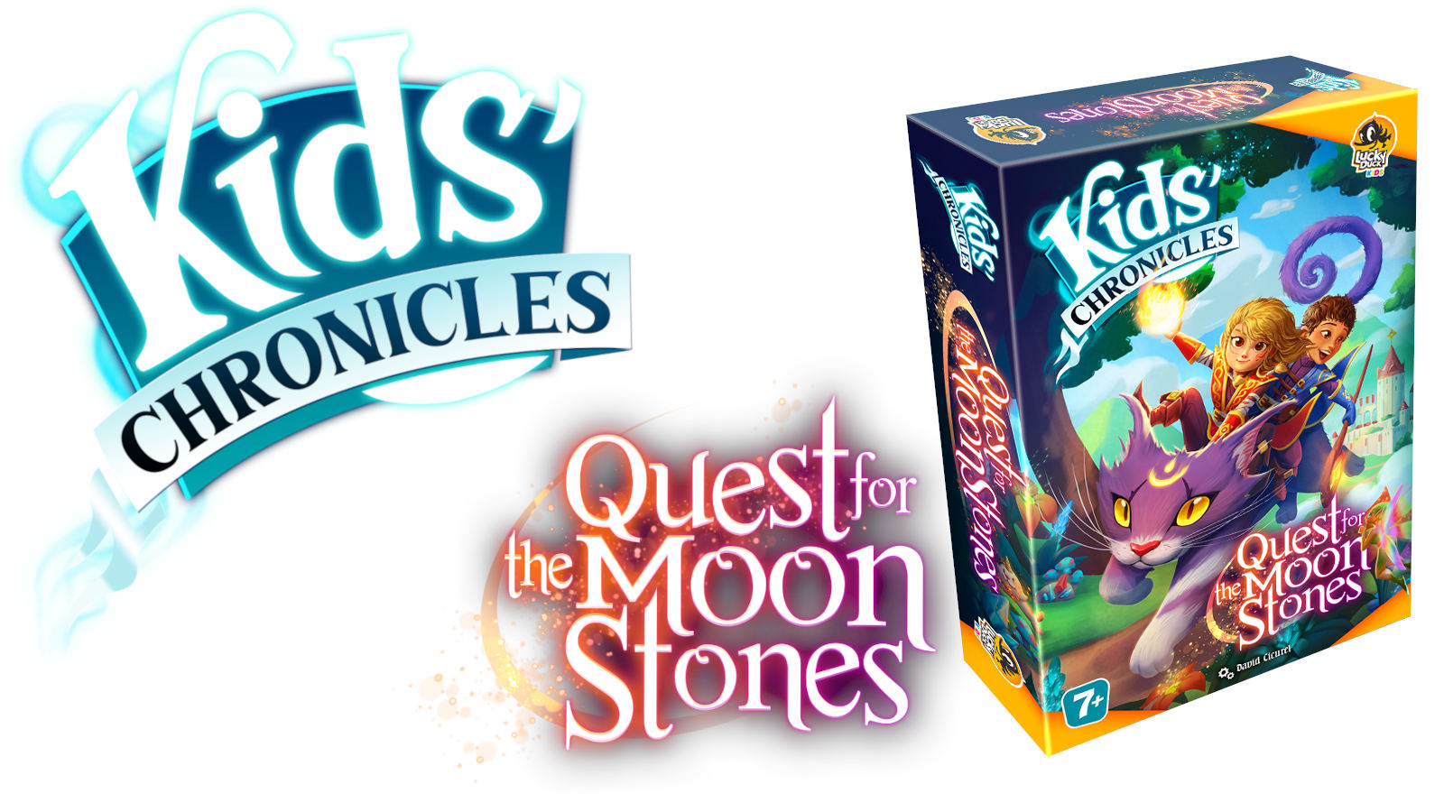 Anteprima – Kids Chronicles: Quest for the Moon Stones
