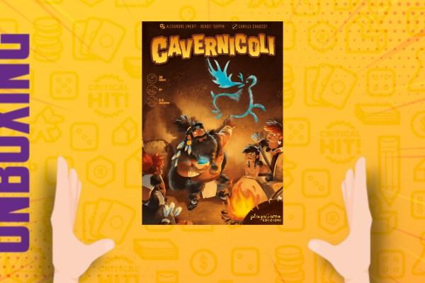 Cavernicoli – Unboxing