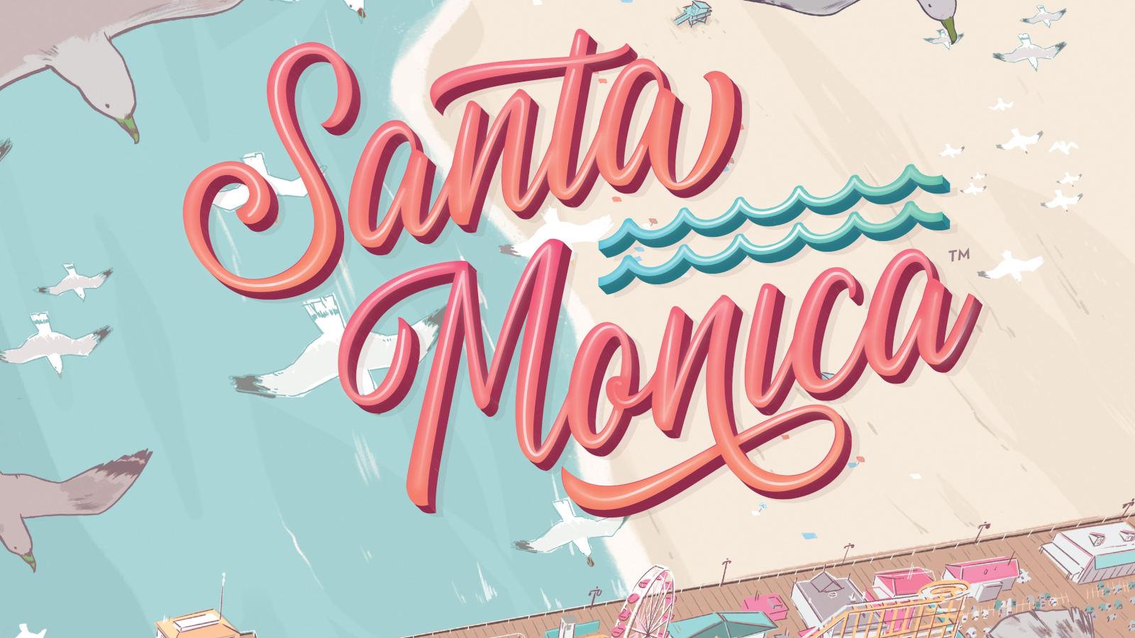 Lo spacciagiochi: Santa Monica