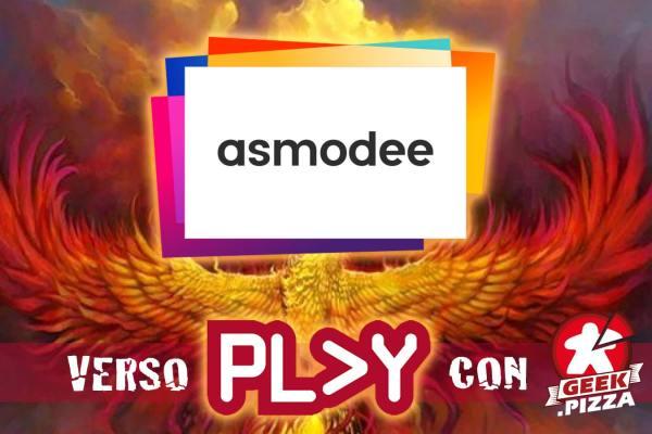 Verso Play 2021 – Asmodee Italia