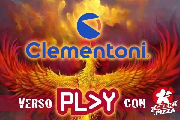 Verso Play 2021 – Clementoni