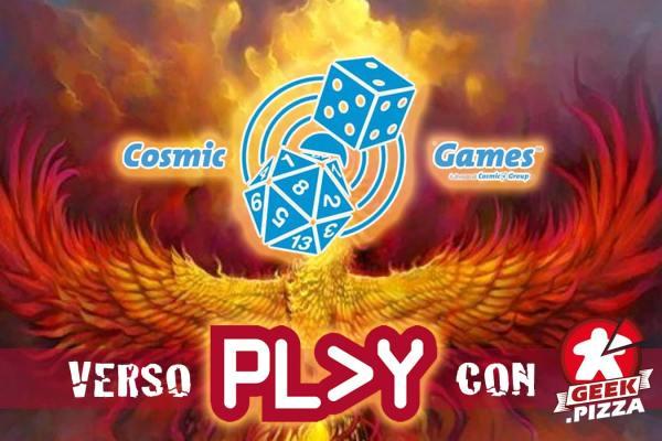 Verso Play 2021 – Cosmic Games