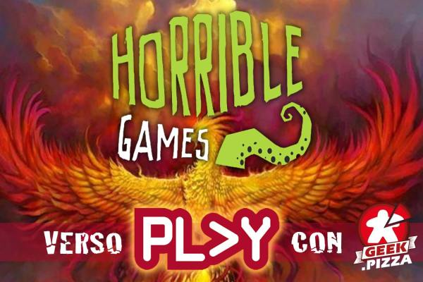 Verso Play 2021 – Horrible Guild