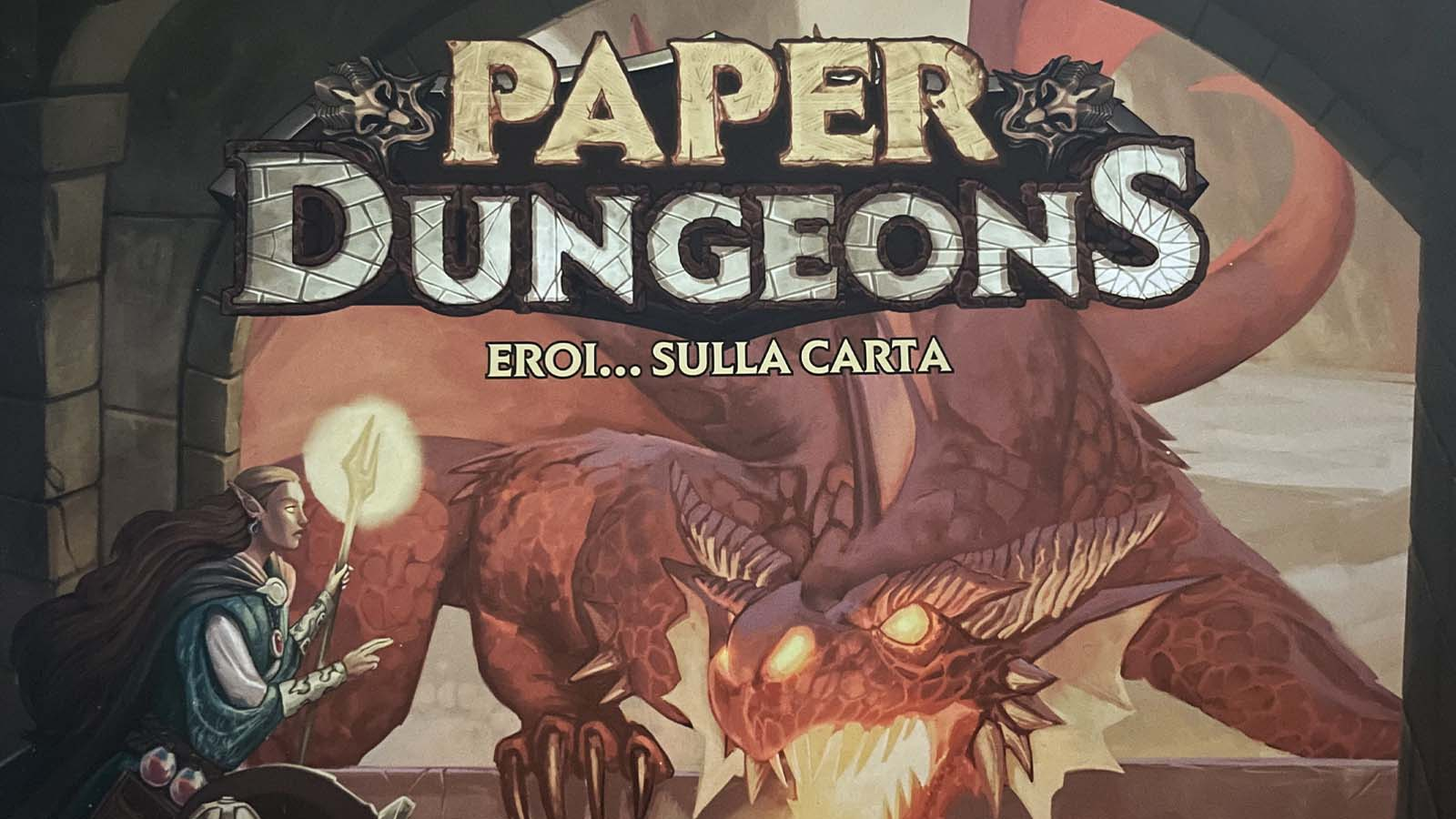 Paper Dungeons – Recensione