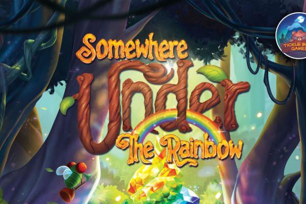 Anteprima – Somewhere Under The Rainbow su Kickstarter