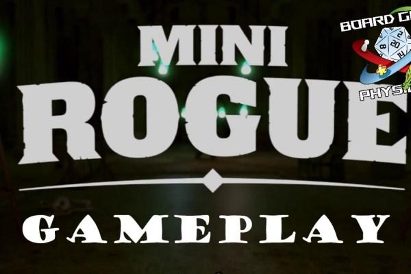 Partita completa a Mini Rogue