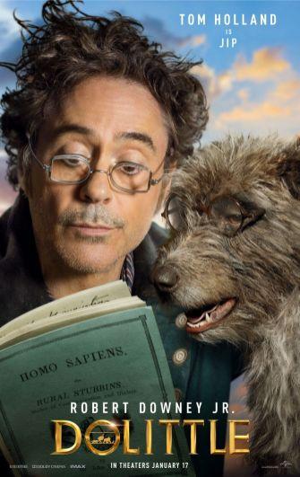 Dr. Doolittle 2020 perro