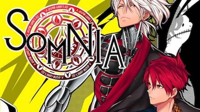 Somnia el manga original - Pontik Mundo y Cultura Geek