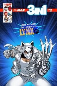 G-Man Comics 3 en 1 # 2 - variante - Pontik® Radio