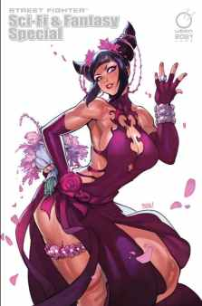 Bride of S.I.N Juri Street Fighter 2021