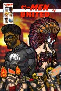 G-Man Comics United #1