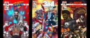 G-Man Comics Nuevas ediciones - Acción con Simon N. Kirny The Agent