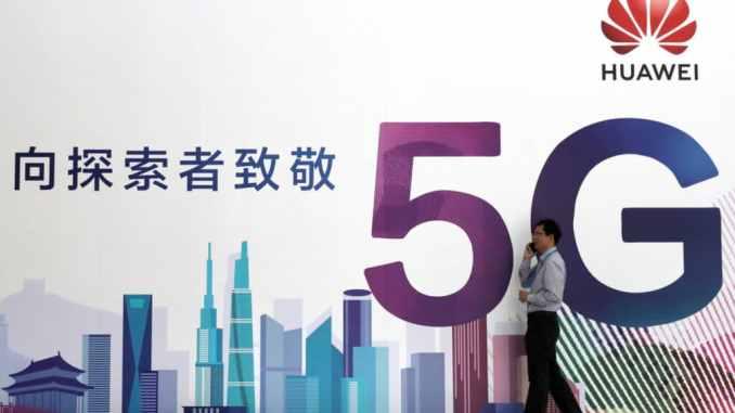 Huawei promueve la Tecnología 5G