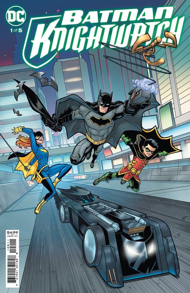 Batman Knightwatch - DC: Batman Bat-Tech Edition App