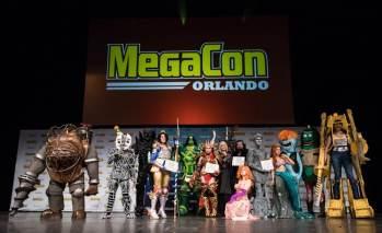 Megacon Orlando 2018 - Master of Cosplay