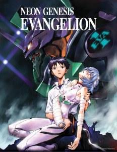 Neon Genesis Evangelion poster