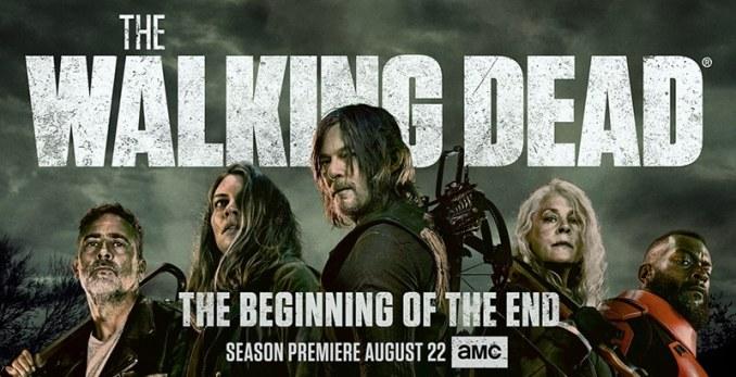 The Walking Dead 11 - estreno