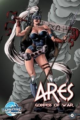 Ares - Goddess of War- Comic Distro - Pontik® Geek