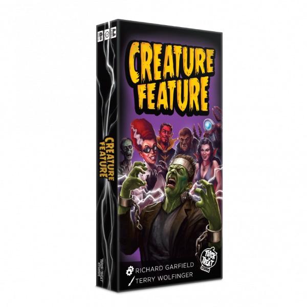 Creature Feature - Halloween / Horror Trick or Treat Studios - Pontik® Geek