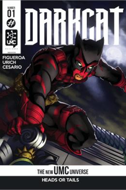 Darkcat 1 - Comic Distro - Pontik® Geek