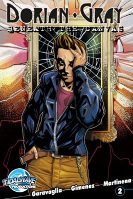 Dorian Gray Beneath the Canvas 2- Comic Distro - Pontik® Geek