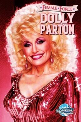 Female Force - Dolly Parton - Comic Distro - Pontik® Geek