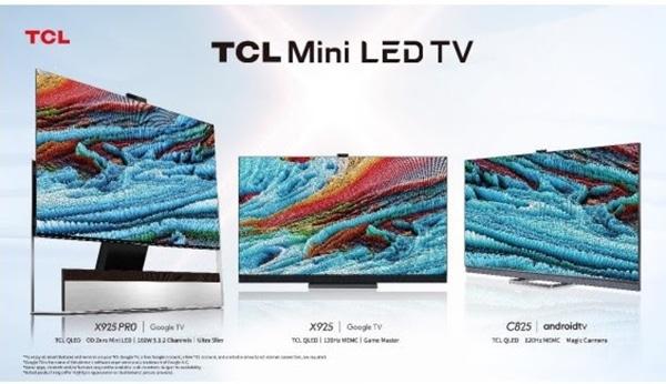 Serie X Mini LED TV - TCL - Pontik® Geek
