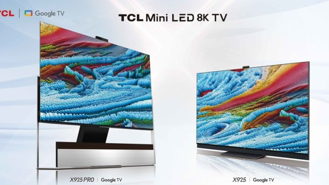 Serie X Mini LED TV de TCL - Pontik® Geek - Reseñas