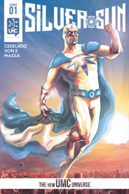 Silver Sun - Comic Distro - Pontik® Geek