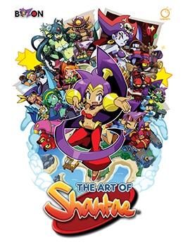 The Art of Shantae - UDON - Pontik® Geek