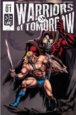 Warriors of tomorrow - Comic Distro - Pontik® Geek